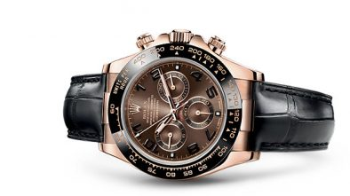 The Rolex Cosmograph Daytona