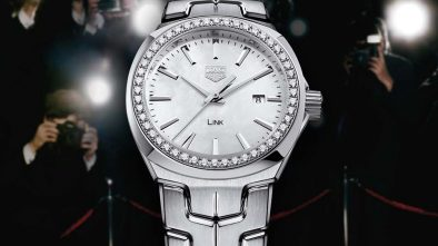 THE NEW TAG HEUER LADY LINK