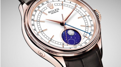 new Rolex Cellini Moonphase